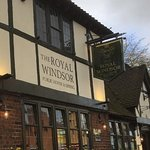 The Royal Windsor is the oldest licenced venue in Windsor