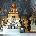 Surat Thani City Pillar Shrine Foto