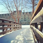 Winter - one of our four favorite seasons here at Hilton Pearl River.