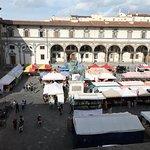 Photo of Piazza Della Santissima Annunziata