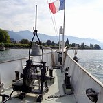 Photo de La Suisse Steam paddle boat.
