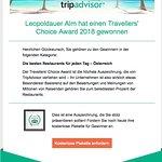 5th TIME TRAVELER CHIOCE AWARD now 2018 !!!!!!!!!!!  THANK you tripadvisor.com !!!!!!!