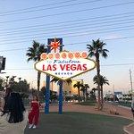 Fotografia de Welcome to Fabulous Las Vegas Sign