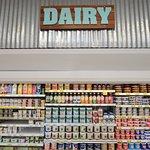 Extensive line of yogurts, including soy-based, almond-based and cashew-based yogurts!