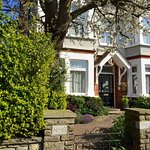 Street view: 18 Croham Park Avenue - beautiful in the spring