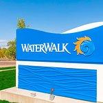 WaterWalk entrance sign