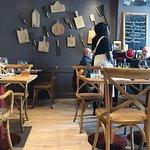 Foto van La Table de Norbert
