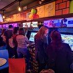 Restaurant with arcades