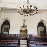 Bilde fra St. Thomas Synagogue