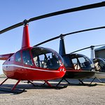 Our happy helicopter family.