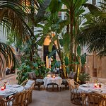 Photo of La Table Du Riad at 72 Riad Living