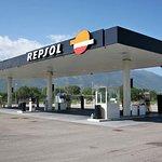 Stazione di Sevizio Ponderano Bar carburanti Repsol da Sara