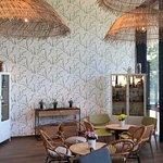 Intérieur restaurant (nouvelle décoration)