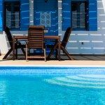 """""""en suite"""" terrace and pool"""