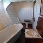 captain's bathroom