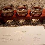 Comparing Sake