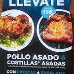 Foto di Restaurante Cerveceria El Templo