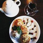 А на завтрак - сырники