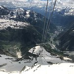 Punta Helbronner - Funivie Monte Bianco Photo
