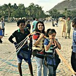 Khor Fakkan Beach照片