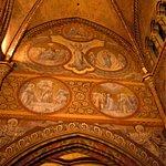 Détail intérieur église