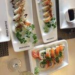 Foto de SUSHI KING Oriental Restaurant