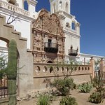 Zdjęcie Mission San Xavier del Bac
