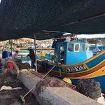 Marsaxlokk Bay Foto