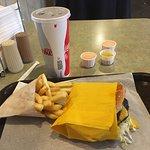 Bild från Burgers Supreme