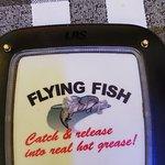 Foto de Flying Fish of Little Rock