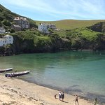 Harbour, Port Isaac, Cornwallの写真
