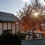 Kawaguchiko Country Cottage Ban B's Cafe照片