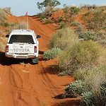 Cross the Simpson Desert with experienced tour guides.