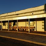 Stay at the iconic Birdsville Hotel.