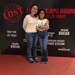 Now, Let Escape Game With LOST ESCAPE ROOM