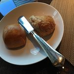 Breads (three different breads served)