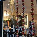 The Happy Pig Pancake Shop Amsterdam Foto