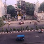 View from Room - Hotel Eternity, New Delhi