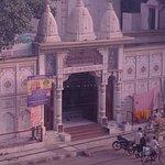 Temple opposite - Hotel Eternity, New Delhi