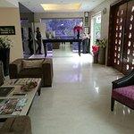 Lobby Area - Hotel Eternity, New Delhi
