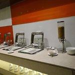 Breakfast Spread - Hotel Eternity, New Delhi