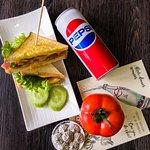 Хрустящие сэндвичи от Chichi