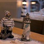 Maritimes Ambiente in unserem Clubzimmer