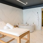 Presidential Suite - Spa / Jacuzzi & Relax area