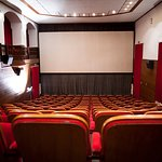 Ptuj city cinema - the oldest active cinema in Slovenia.