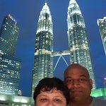 Petronas Twin Towers fényképe