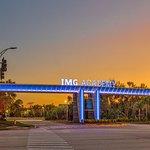 IMG Academy Main Entrance