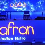 صورة فوتوغرافية لـ ‪Zafran Indian Bistro - Levels Mall‬