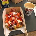 Photo de C-TOF Waffles, Ice cream & Coffee Corner