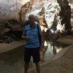 """Da Nang Car Rental to Phong Nha cave - this is Mr John Peter Rich, who really love exporing trips - Da nang private car - Da nang private tours"""